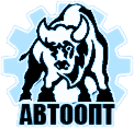 Логотип «АВТООПТ»